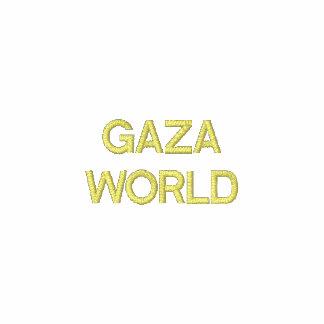 Mundo de Gaza Camiseta Polo