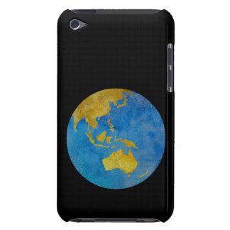 Mundo de la acuarela que ofrece Asia y Australia iPod Touch Case-Mate Protector