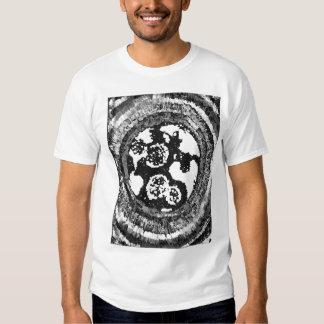 MUNDO de la camiseta COLOR3 Polera