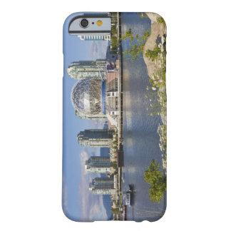 Mundo de la ciencia, Vancouver, Columbia Funda Para iPhone 6 Barely There
