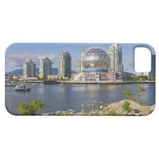 Mundo de la ciencia, Vancouver, Columbia iPhone 5 Funda