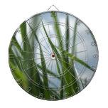 Mundo de la hierba tablero de dardos