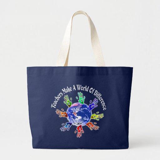 Mundo de los bolsos de la oscuridad de la diferenc bolsa