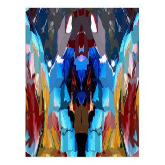 Mundo de los espíritus - inspiración y magia V1 Tarjetas Postales
