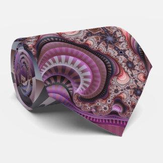 Mundo de Mandelbrot del fractal nuevo Corbatas Personalizadas