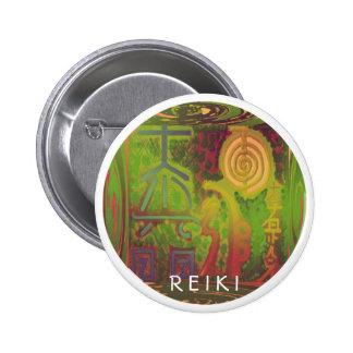 Mundo de R E-I K   I Pin Redondo 5 Cm