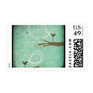 mundo de vol25- hola sellos postales