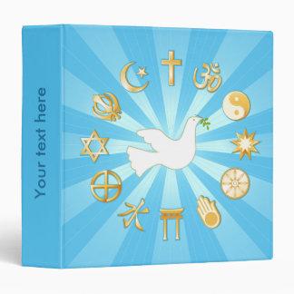 Mundo del cuaderno de la paz