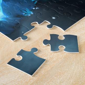 Mundo del cuento de hadas del hielo puzzle