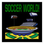 Mundo del fútbol poster