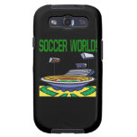 Mundo del fútbol samsung galaxy s3 cobertura