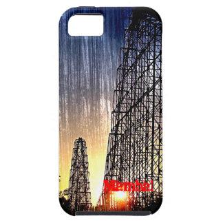 Mundo del roller coaster de la mamba de la funda para iPhone SE/5/5s