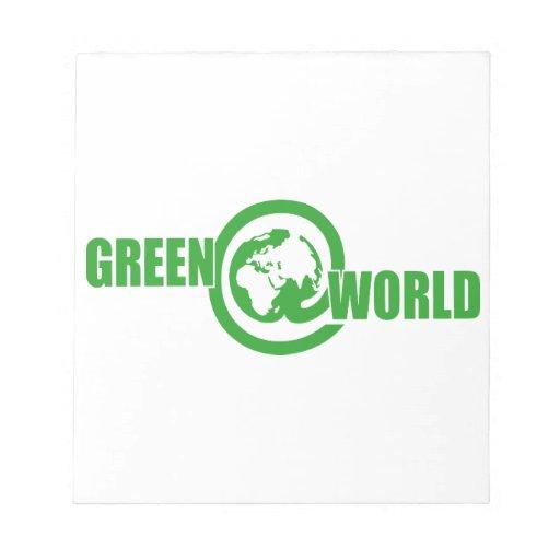 Mundo del verde @ - blocs