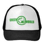 Mundo del verde @ gorro de camionero