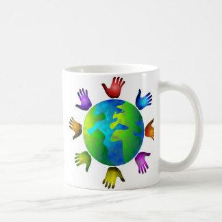 Mundo diverso tazas