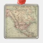 Mundo en la proyección de Mercator Ornamentos De Reyes Magos