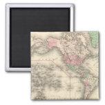 Mundo en la proyección de Mercator Iman