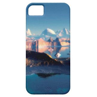 Mundo extranjero Antartica Funda Para iPhone SE/5/5s