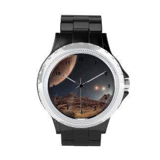 Mundo extranjero relojes