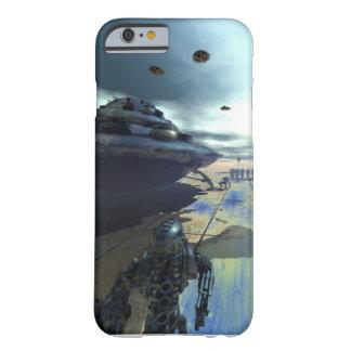mundo gemelo del sol funda barely there iPhone 6