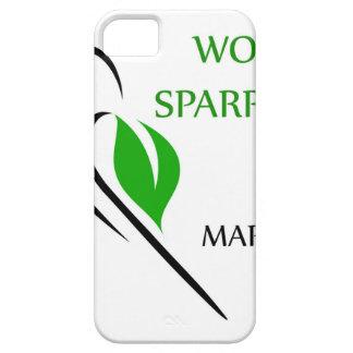 Mundo gorrión día 20 de marzo iPhone 5 funda