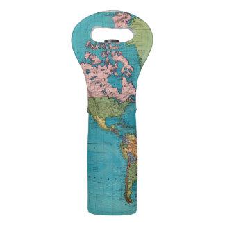 Mundo, la proyección de Mercator