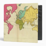 Mundo llano del mapa