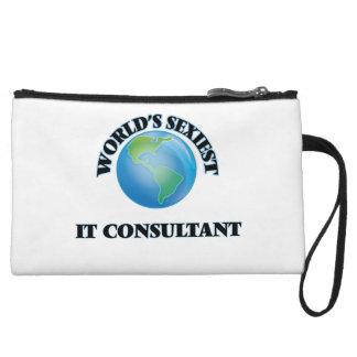 Mundo más atractivo él consultor