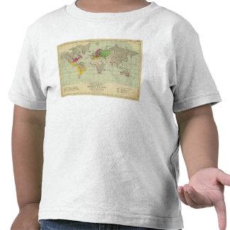 Mundo, misiones de Moravia Camiseta