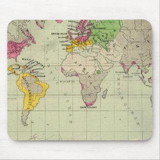 Mundo, misiones de Moravia Tapete De Raton