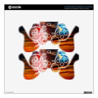 Mundo místico, aparición divina mando PS3 skin