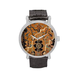 Mundo pagano viejo reloj