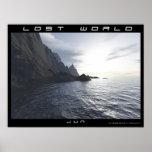 Mundo perdido posters