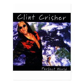 Mundo perfecto de Clint Crisher Postal