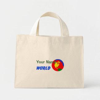 Mundo primario, su bolso conocido bolsas