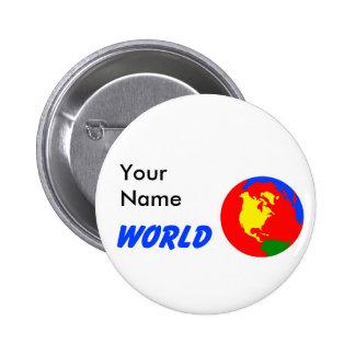 Mundo primario, su botón conocido pin