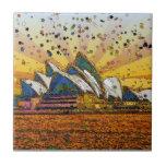 Mundo psicodélico: Horizonte A1 de Sydney Azulejo Ceramica