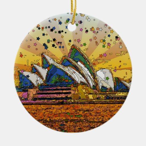 Mundo psicodélico: Horizonte A1 de Sydney Ornamente De Reyes