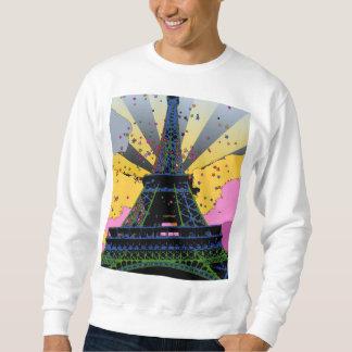 Mundo psicodélico: Torre Eiffel, París Francia A1 Jersey