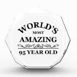Mundo que sorprende 95 años