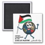 Mundo Recoqnition del Statehood palestino Imanes