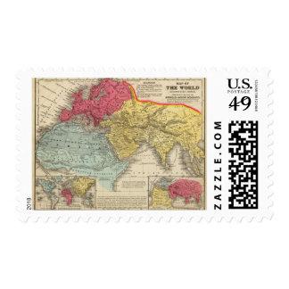 Mundo sabido a los ancients sellos