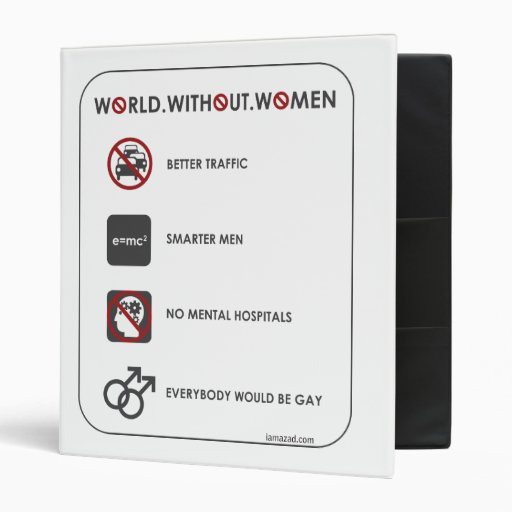 Mundo sin las mujeres