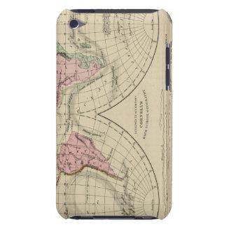 Mundo, sistemas fluviales Case-Mate iPod touch carcasa