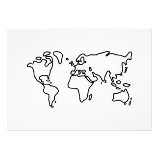 Mundo tierra mapamundi continente fotografías