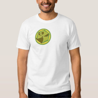 Mundo verde remera