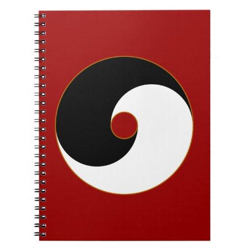 Mundo Yin Yang world Cuadernos