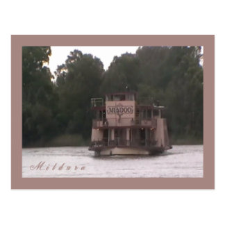 Mundoo Postcard