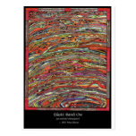 Mundos abstractos postal