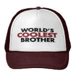 Mundos Brother más fresco Gorro